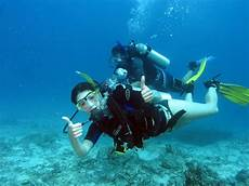 scuba diving in thailand information and advice the best