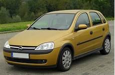Opel Corsa D Technische Daten - opel corsa c