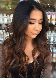 Brown And Black Hair Color Ideas 60 chocolate brown hair color ideas for brunettes