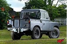 The Planet Explorer Land Rover Series Iia 88