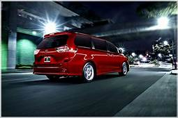2020 Toyota Sienna Xle V6 Changes  2019