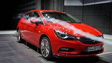 2016 Opel Astra Aerodynamics Feature Gm Authority