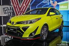 2019 toyota yaris launched in malaysia from rm71k