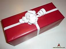 Emballer Un Cadeau Et Faire Un Paquet Pour No 235 L