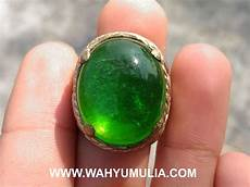 batu cincin zamrud kalimantan kode 351 wahyu mulia