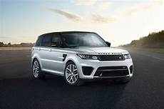 2017 Land Rover Range Rover Sport Svr Pricing Features