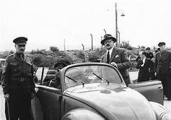 Volkswagen History Ivan Hirst REME Colonel Charles