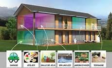 avenir bois construction la maison 233 volutive avenir en bois construction