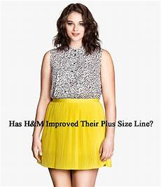 has h m improved their plus size line stylish