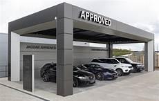 Mein Auto De Gebrauchtwagen - jaguar land rover er 246 ffnet erstes gebrauchtwagen center