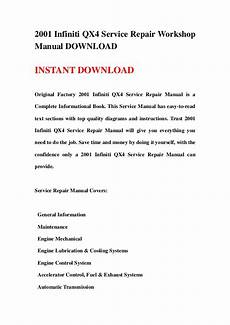 how to download repair manuals 2001 infiniti qx parental controls 2001 infiniti qx4 service repair workshop manual download