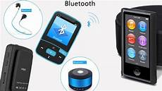 mp3 player bluetooth test 2018 top 10 best bluetooth mp3 players in 2018 portable