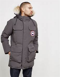 canada goose citadel padded parka jacket tessuti