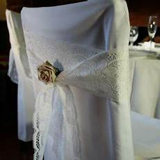 alternative to chair sashes wedding forum you your