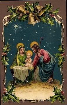 winter pr 228 ge litho gl 252 ckwunsch weihnachten heilige