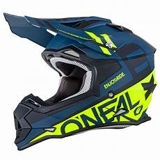 casque cross o neal 2 series rl spyde black hi viz