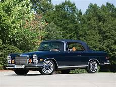 Rm Sotheby S 1971 Mercedes 280 Se 3 5 Cabriolet