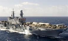 le portaerei italiane la marina militare affida le sue navi a fincantieri