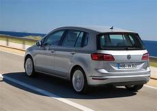 Volkswagen Golf Sportsvan 2014 2015 2016 2017