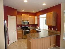 modern kitchen with accent wall painting color ideas modern kitchen with accent wall painting