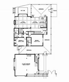 house plans for narrow lots on waterfront house plan of the week narrow lot beach home the house