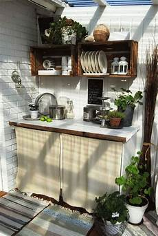 küche deko ideen 120 holzkisten deko ideen mit rustikalem flair wohnideen