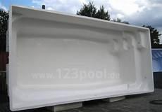 wärmepumpe pool gebraucht gfk pool maxi mit w 228 rmepumpe und abdeckung 650 x 300 x 140