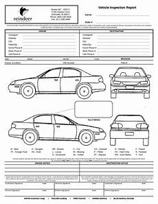 free vehicle inspection sheet template vehicle inspection form template free printable business templates