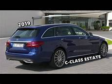 2019 Mercedes C Class Estate C 220 D Exterior