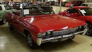 1968 Chevrolet Impala Convertible  YouTube