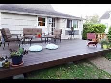 Garten Terrasse Selber Bauen Terrasse Bauen