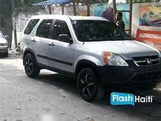 2003 honda crv voiture occasion a vendre en haiti