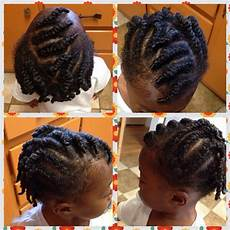 Flat Twist Hairstyles For Toddlers