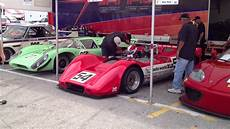 mclaren and lola can am cars startup