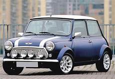 The Mini Is 50 Years This Year From The Mini