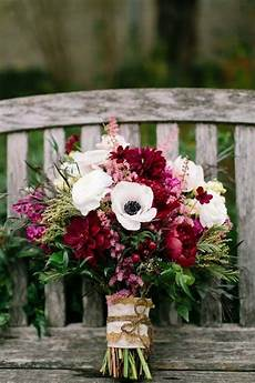 27 stunning wedding bouquets for november weddings