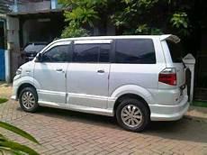 Modification Mobil Apv