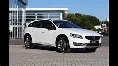 2018 Volvo V60 Cross Country Pro D4 Awd White