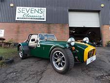 Sevens & Classic  Cars Caterham Car Sales