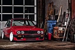 BMW E30 Cars Stance