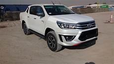 2018 Toyota Hilux 4 0 Petrol Automatic Trd In Dubai