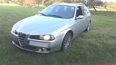 Alfa Romeo 156 2003 1 9 Jtd Running