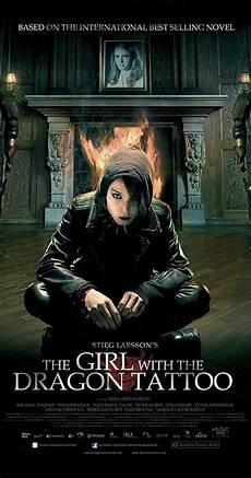 the girl with the dragon tattoo 2009 imdb