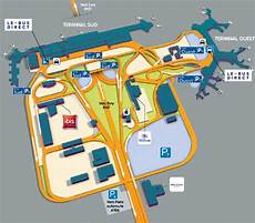parking privé orly airport shuttle maps and access for direct stops le direct