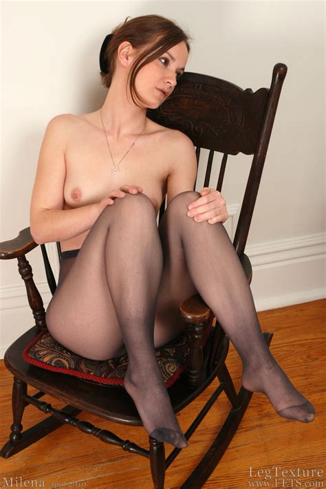 Sexy Nylon Upskirt