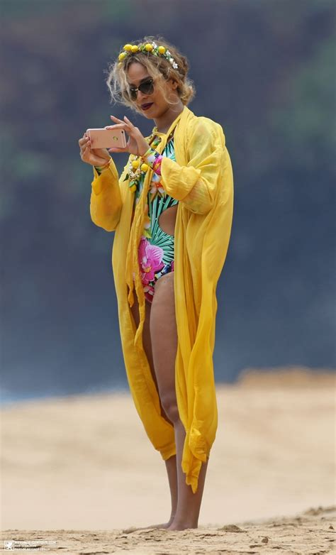 Beyonce Beach Body