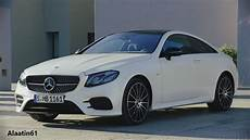 Mercedes E Coupe 2018 2017