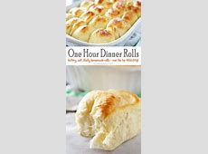 The Best Homemade Dinner Rolls Ever! From The Stay At Home