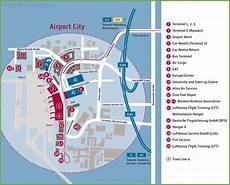 bremen airport map