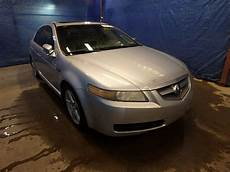 2004 Acura Tl Parts by Used 2004 Acura Tl Engine Accessories Tl Ac Compressor